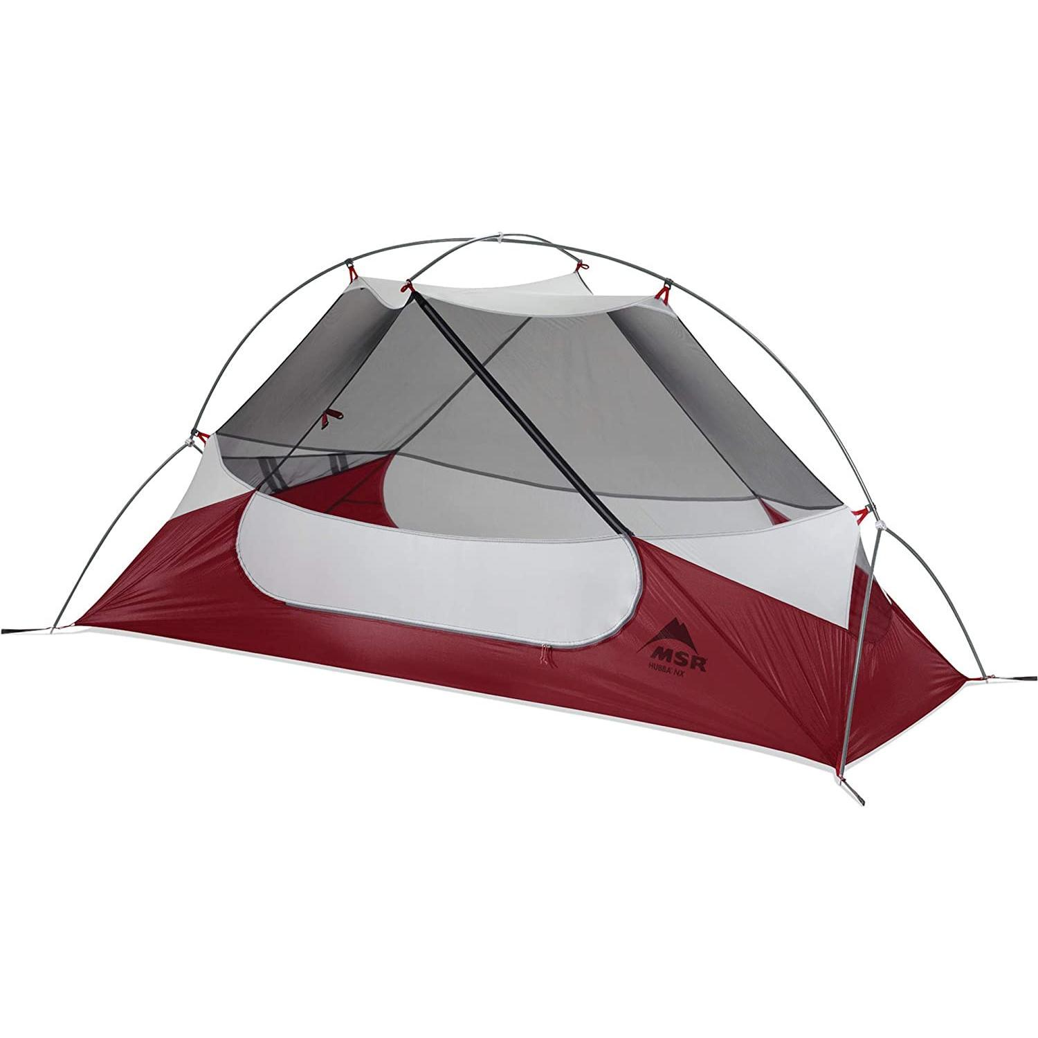 MSR Hubba NX 1-Person Lightweight Backpacking Tent
