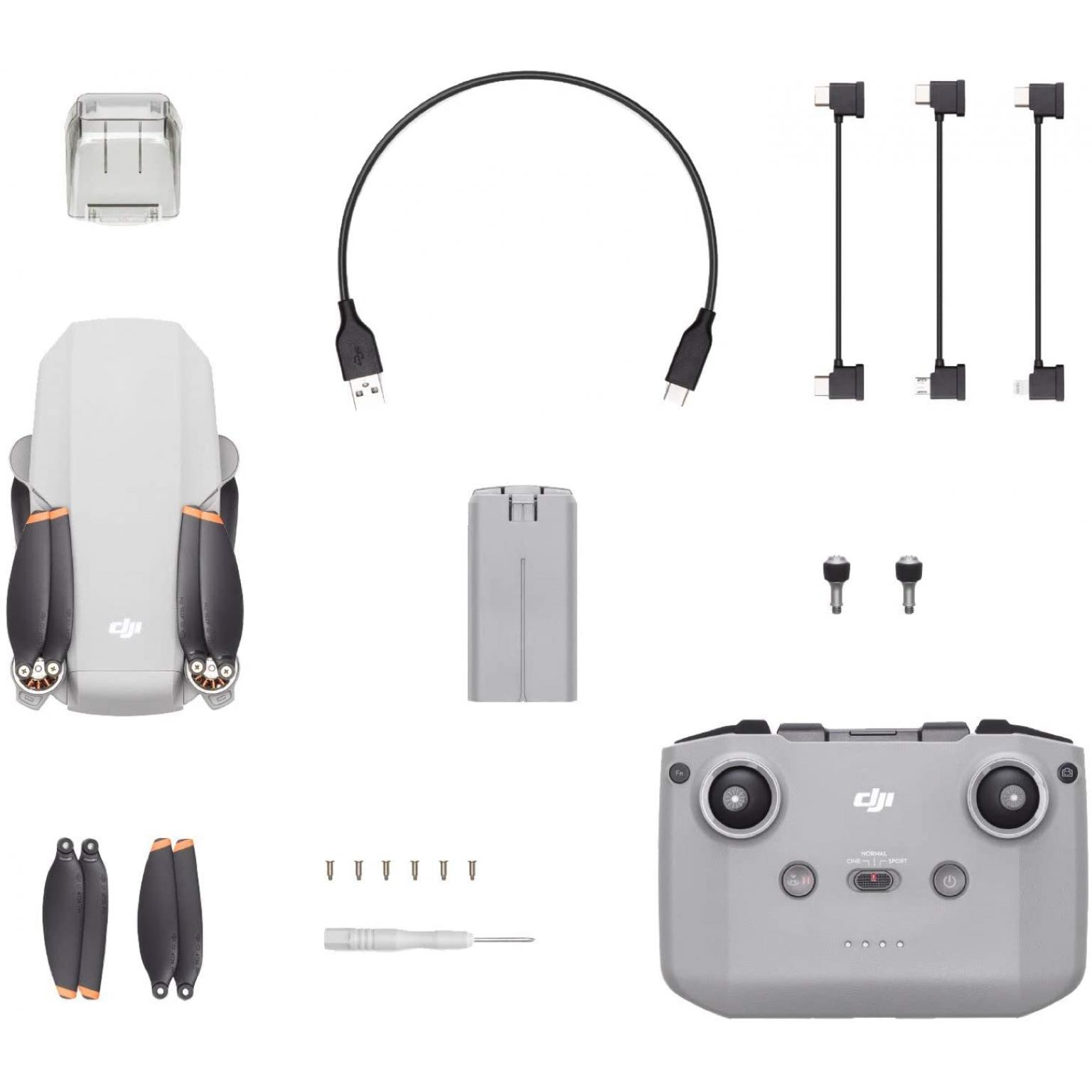 DJI Spark (Fly More Combo)