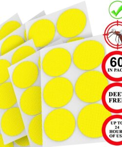 All-Natural Mosquito Repellent Patches