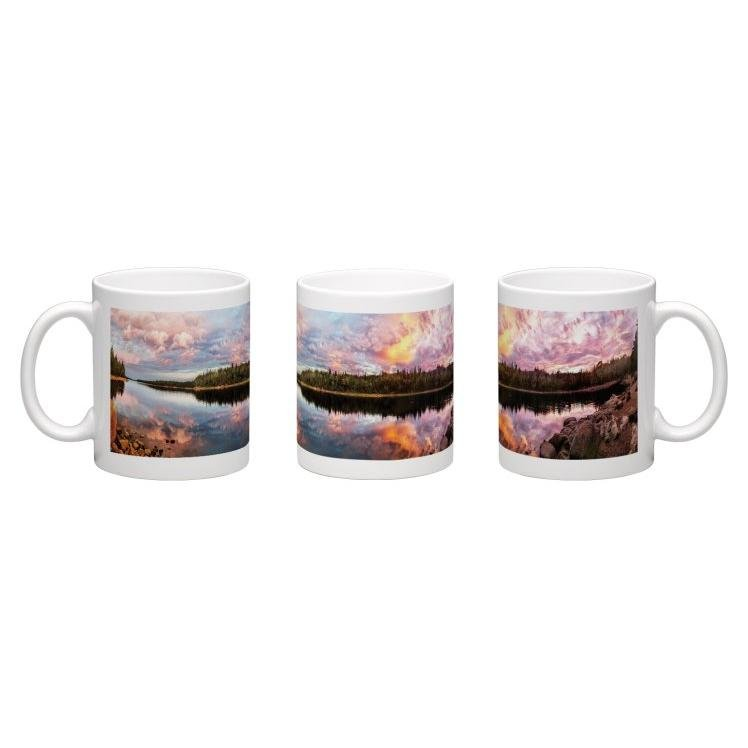 long lake provincial park mug