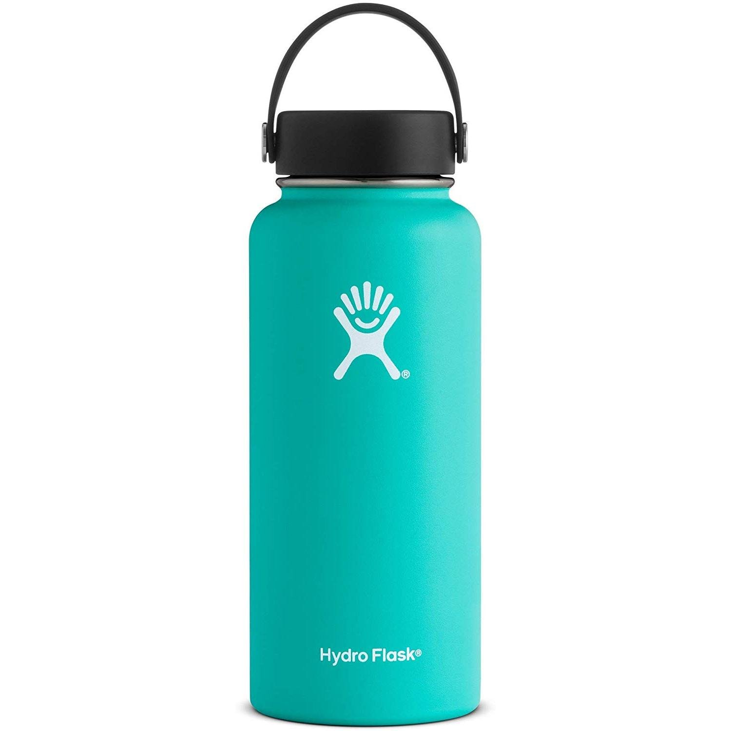 Hydro Flask W32TS435 Mouth 32 oz. Wide Water Bottle, (946 ml)