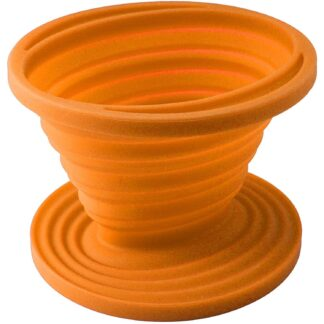 Collapsible Silicone Coffee Dripper, Filter Cone