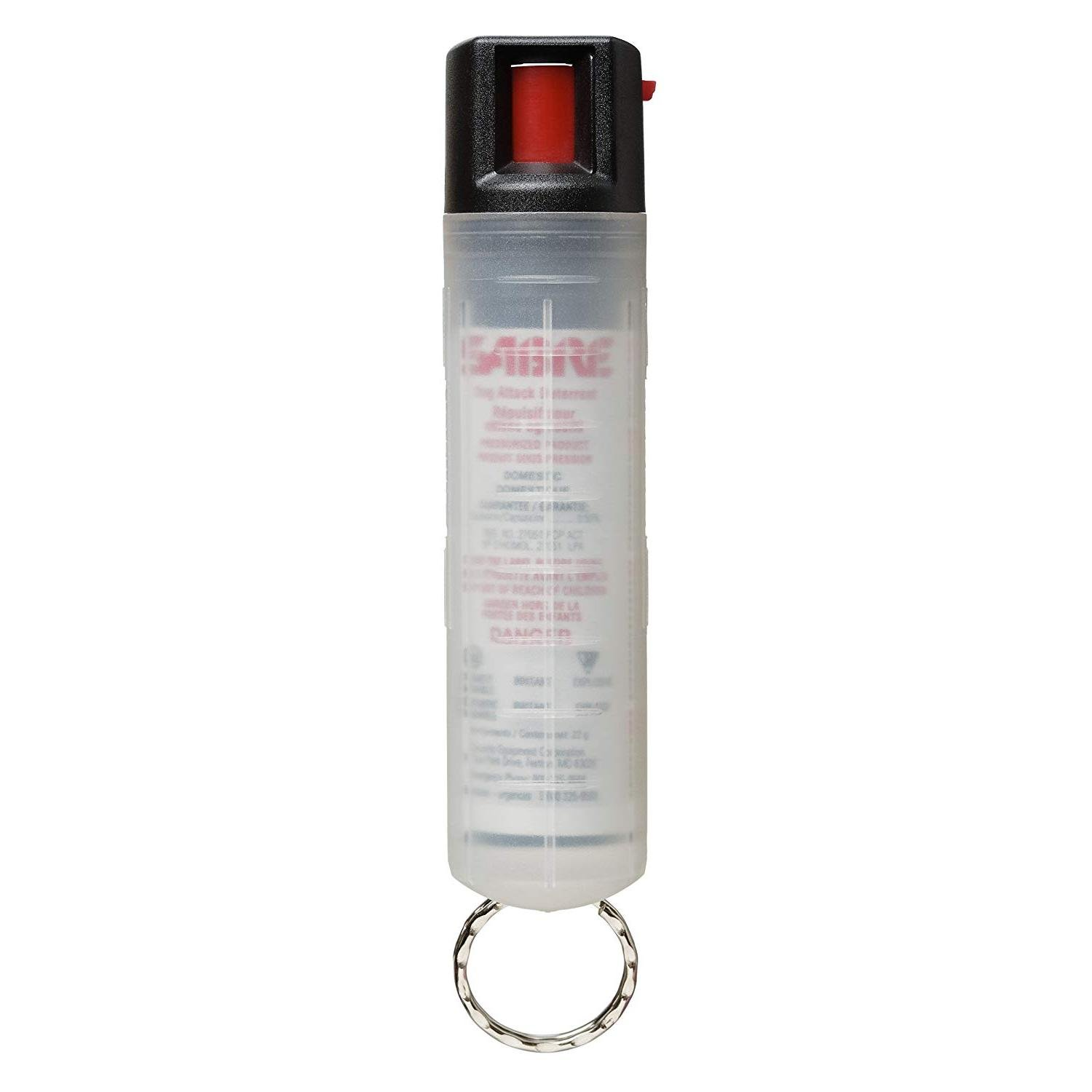 Sabre Pepper Spray, Dog Attack Deterrent