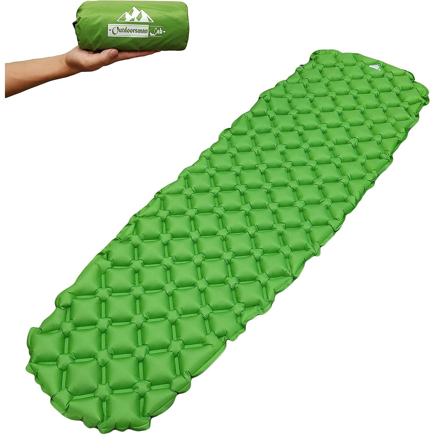 OutdoorsmanLab Ultralight Sleeping Pad