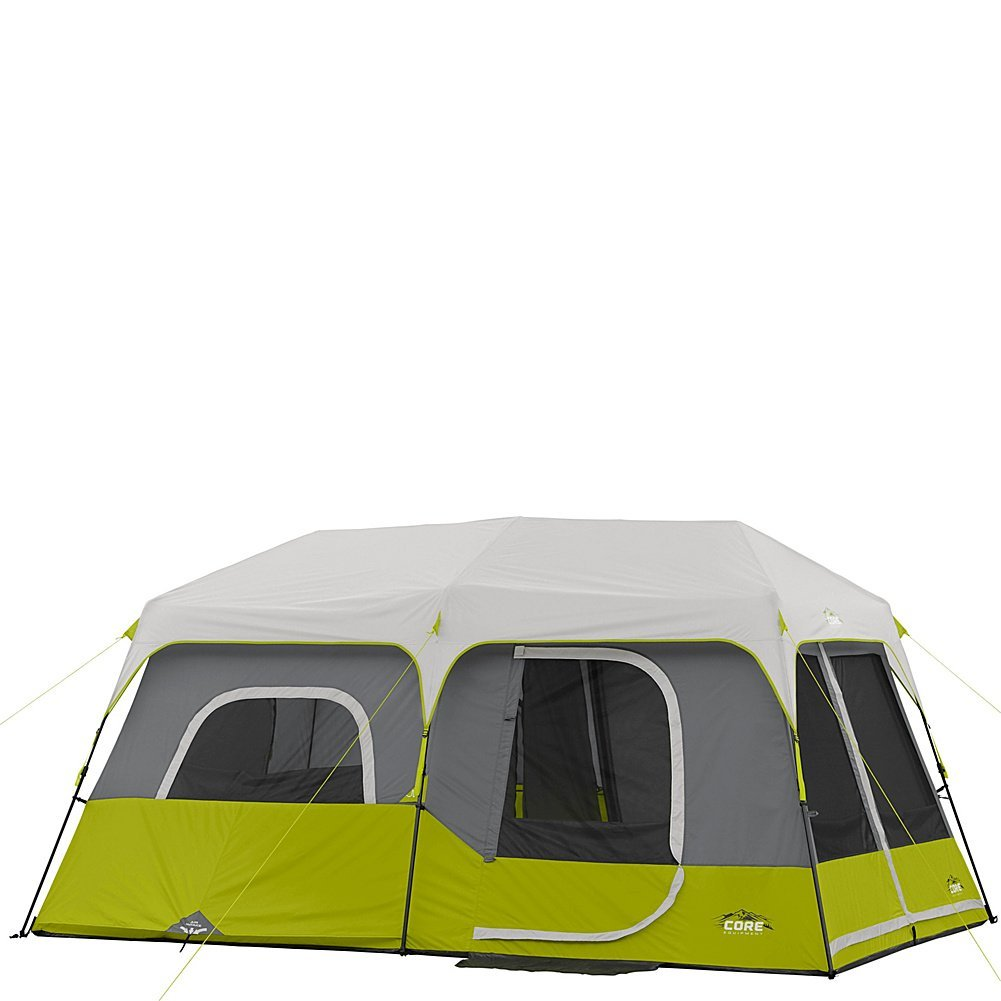 CORE 9 Person Instant Cabin Tent