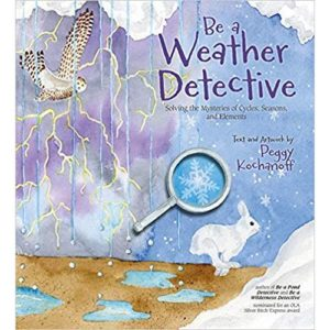 Be a Weather Detective: Solving the Mysteries of Cycles, Seasons, and Elements Paperback