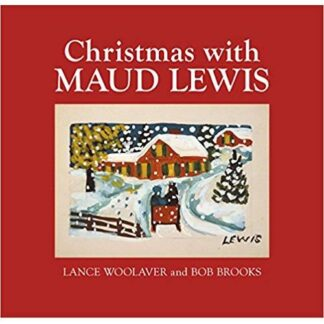 Christmas with Maud Lewis Hardcover