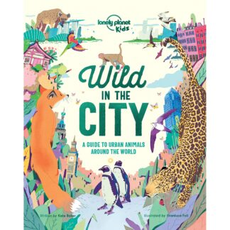 lonely planet kids wild in the city
