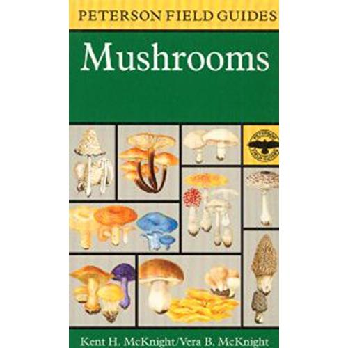 A Peterson Field Guide to Mushrooms: North America