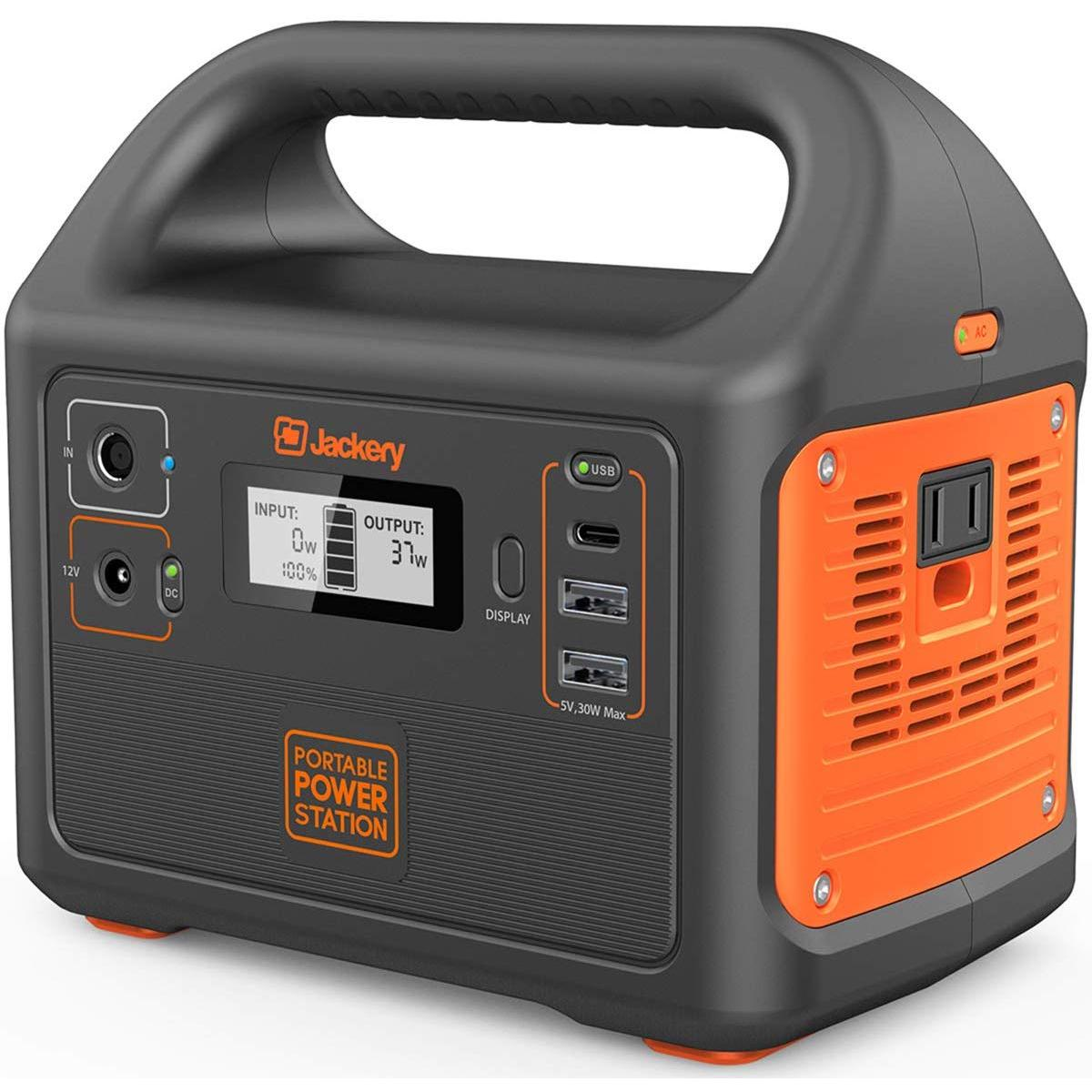 Portable Power Station - Jackery Generator Explorer 160