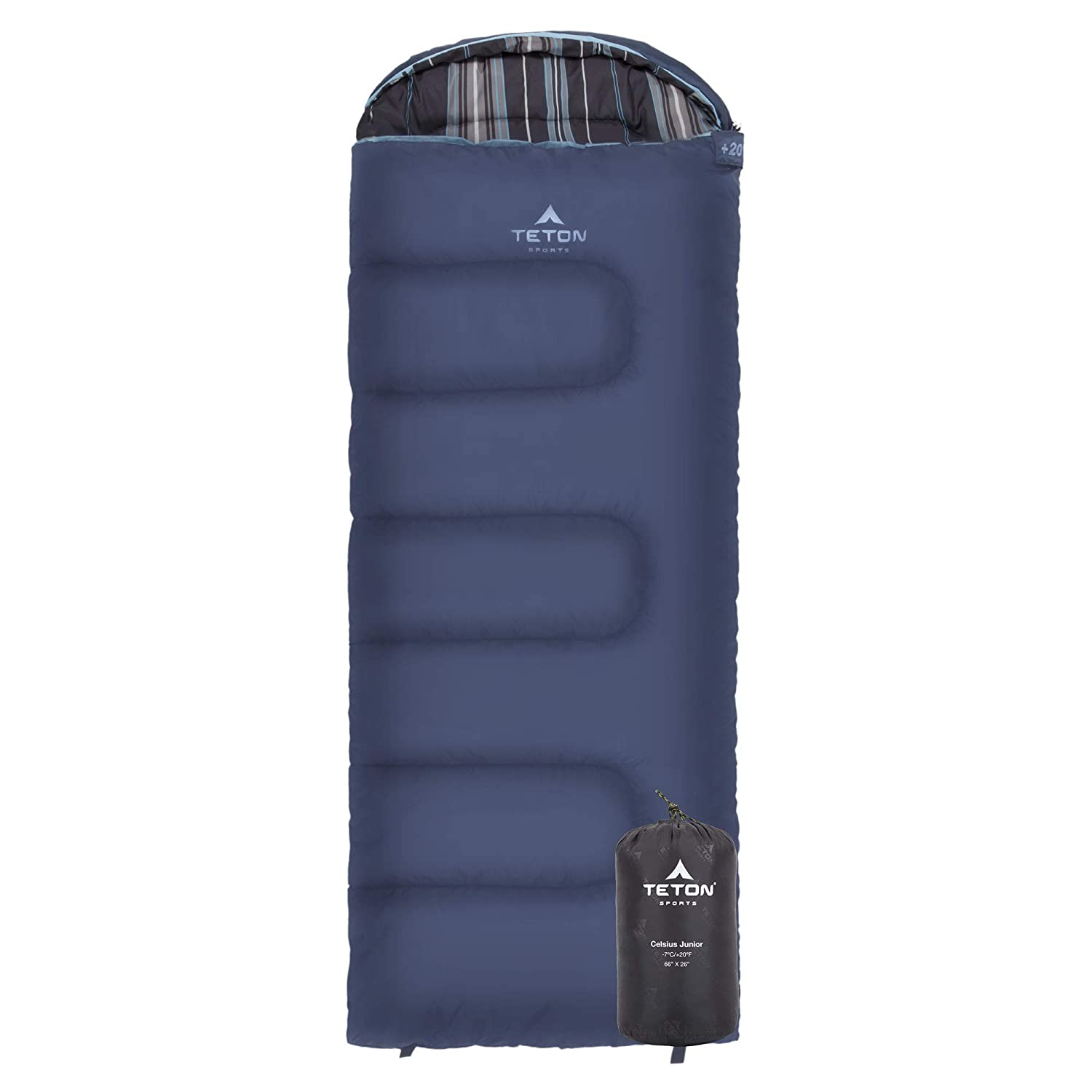 TETON Sports Celsius Junior Kids Sleeping Bag