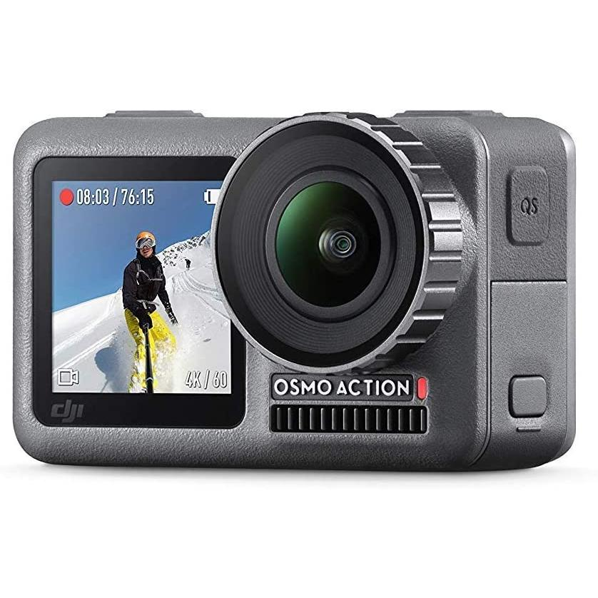 DJI OSMO ACTION 4K, HD Video Recording Waterproofpocket Video Camera