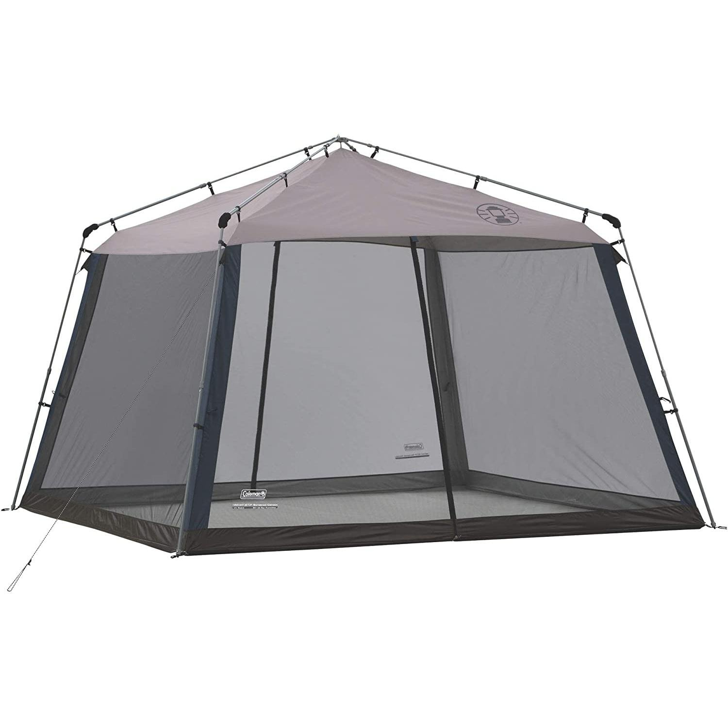 Coleman Instant Screen House, 11' x 11', Center Height 7'6