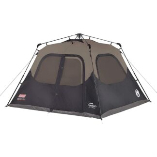 Coleman 6-Person Instant Cabin Tent