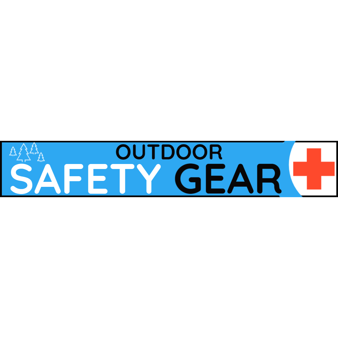 Outdoor Hiking, Biking, Camping Safety Gear