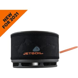 Jetboil 1.5L Ceramic FluxRing Cook Pot for Jetboil Camping and Backpacking Stoves